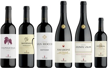 Tedeschi Full Red Wine Group