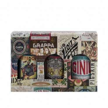 NEGRONI PACK BOX-GINIU